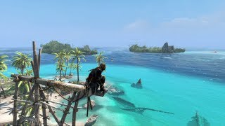 Locations and Activities - 10 Minute Gameplay Walkthrough | Assassin's Creed 4 B