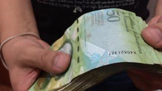 ¿Corralito en Venezuela? Las dificultades de conseguir billetes