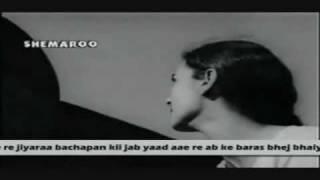 lakhi babul amir khusaro,ab ke baras bhej bhaiya ko babul