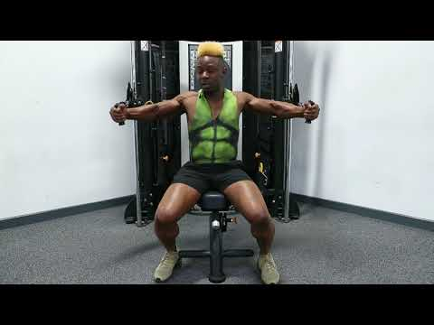 SEATED CABLE CHEST FLY