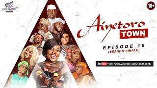 Aiyetoro Town Episode 18   TROUBLE LOOMS ( Season Finale)
