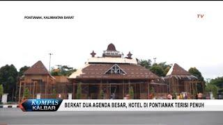 Berkat Dua Agenda Besar, Hotel di Pontianak Terisi Penuh
