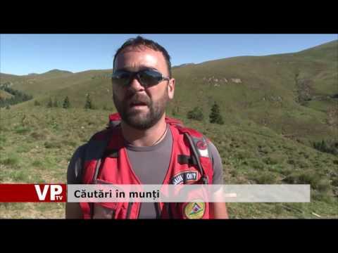 Căutări în munți
