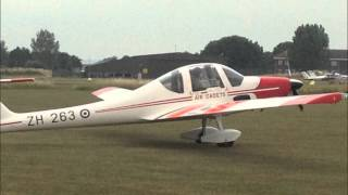 preview picture of video 'Gliding 21st July 2013'