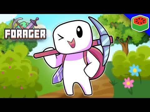 THE BEST GAME OF 2019!! | Forager #1