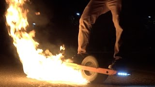 What's inside a One Wheel Hoverboard?