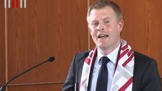 MPP Graduation 2011: Henrik Enderlein