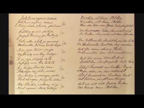 Jak to na wojence ładnie (r. 1916)