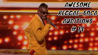 Top 5 Awesome REGGAE Auditions Worldwide #14