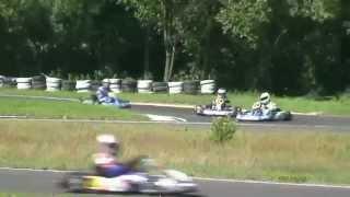 preview picture of video 'KARTING POLSKA Biłgoraj 14.VI.09 Puchar Easykart'