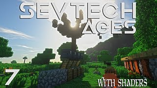 SevTech Ages | Episode 15 | Horse Power! | Dataless822