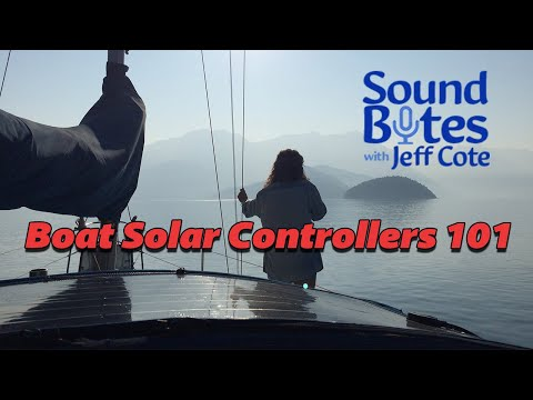 Boat Solar Controllers 101