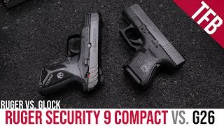 ruger security 9 compact - TH-Clip