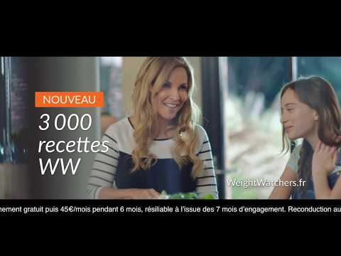 Spot Weight Watchers liberté (le régisseur)