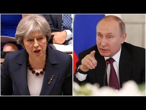 U.K. vs Russia: A new Cold War?