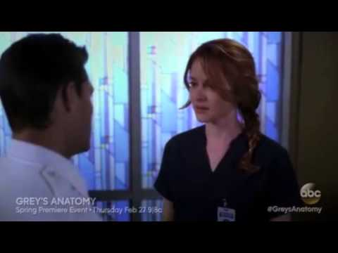 Grey's Anatomy Season 10B (Teaser)