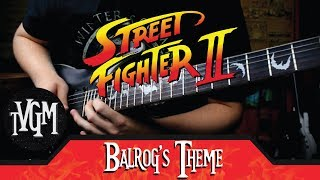 Street Fighter 2 - Balrog's Theme Cover (theVGMusician)