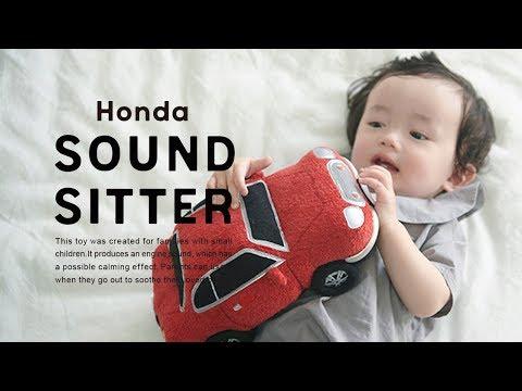 Video v článku Honda přišla na to, jak uklidníte vaše plačící dítě