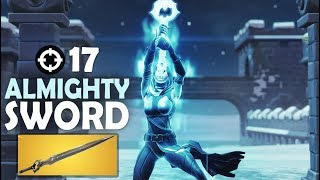 FIRST GAME WITH AN INFINITY BLADE | I HAVE THE POWER | HIGH KILL FUNNY GAME-(Fortnite Battle Royale)
