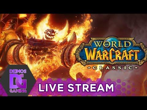 WoW Classic - Warlock #01 | ⭕ Záznam streamu ⭕ CZ/SK
