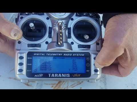taranis-transmitter