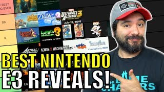 LEAKED Nintendo E3 2019 DIRECT! CREDIBLE LEAKER REVEALS ALL GAMES TO