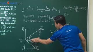 Công suất cả cực trị công suất - Vật lí 12 - Thầy : Phạm Quốc Toản