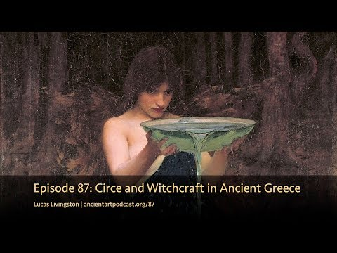 Circe and Witchcraft in Ancient Greece (87)