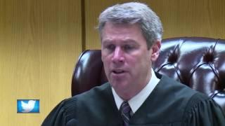 Merriett Cox in court