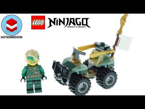 Vidéo LEGO Ninjago 30539 : Le quad de Lloyd (Polybag)
