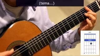 """Como tocar """"Agua de beber"""" de Tom Jobim / How to play """"Water to drink"""""""