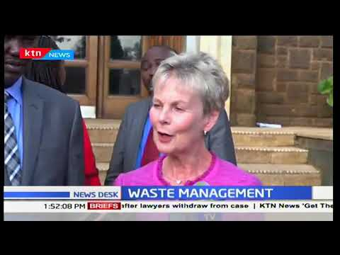 Multi million solid waste project to be established in Uasin Gishu county