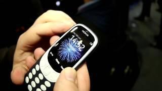 Nokia 3310: Das Kult-Handy im ausführlichen Hands-on