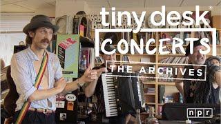 Gogol Bordello: NPR Music Tiny Desk Concert From The Archives