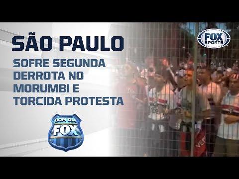 O que acontece com o São Paulo?