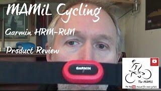 MAMIL Cycling : Garmin HRM-RUN Product Review