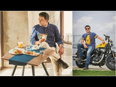 Exclusive making video of George Muthoot George's photoshoot for RITZ Magazine