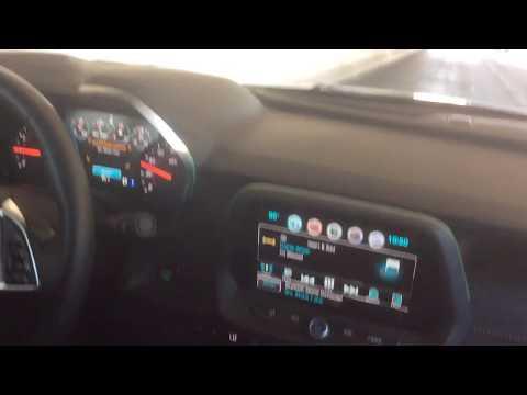 Chevrolet - 2016 Camaro radio consult shuts down