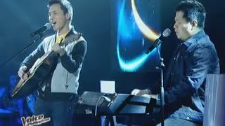What About Love (Cover) The Voice of the Philippines Maki & Hans
