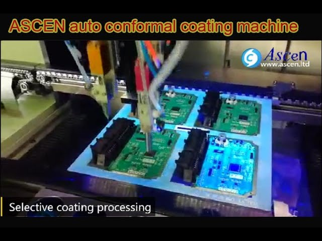 conformal coating machine,PCB conformal coating machine,PCB Surface coating machine ,PCB surface conformal coating machine