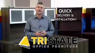 preview picture of video 'Tri-State Office Furniture Charleston West Virginia Store'