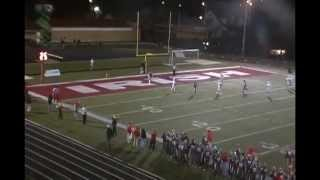 preview picture of video 'Derich Weiland Toledo Central Catholic 2012 Season Highlights'