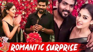 Nayanthara Shocks!!! Vignesh Shivan : Birthday Blast   Hot Tamil Cinema News