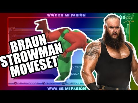 Download GRUPO DE MOVIMIENTOS DE BRAUN STROWMAN - moveset Braun Strowman svr 2011 HD Mp4 3GP Video and MP3