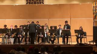 "Panther Big Band - ""Just a closer walk with thee"""
