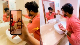 Mirror Ghost Photography Tricks With Phone 🔥 #shorts
