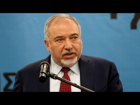 العرب اليوم - شاهد: ليبرمان يكشف سبب استقالته من منصبه وزيرًا للدفاع