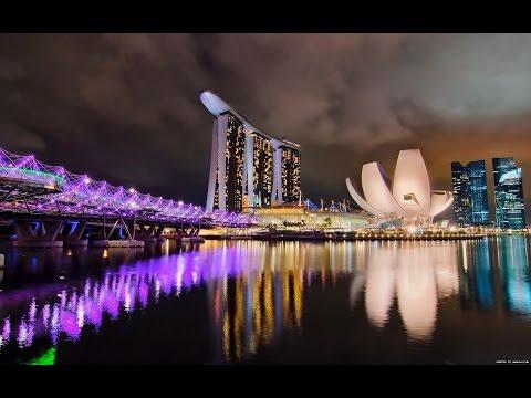 Сингапур на карте мира