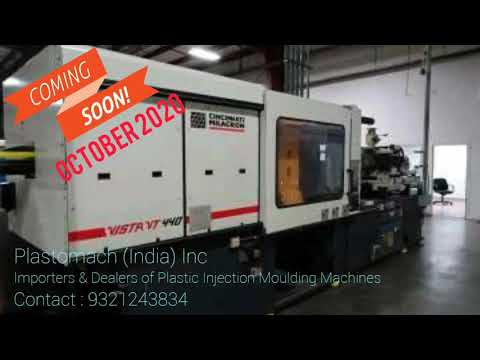 Cincinnati Milacron Injection Molding