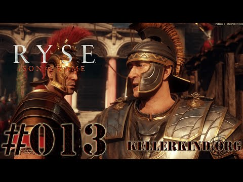 Ryse: Son of Rome [HD|60FPS] #013 - Haltet stand ★ Let's Play Ryse